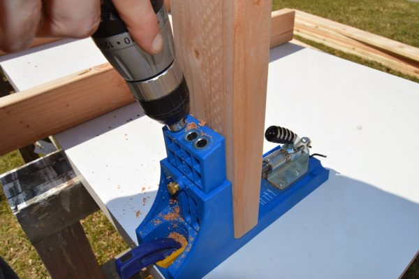 Kreg Jig To Build Ice Box Frames For Patio Table 4, Kruseu0027s Workshop On  Remodelaholic