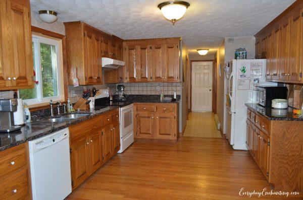 new kitchen, Everyday Enchanting on Remodelaholic