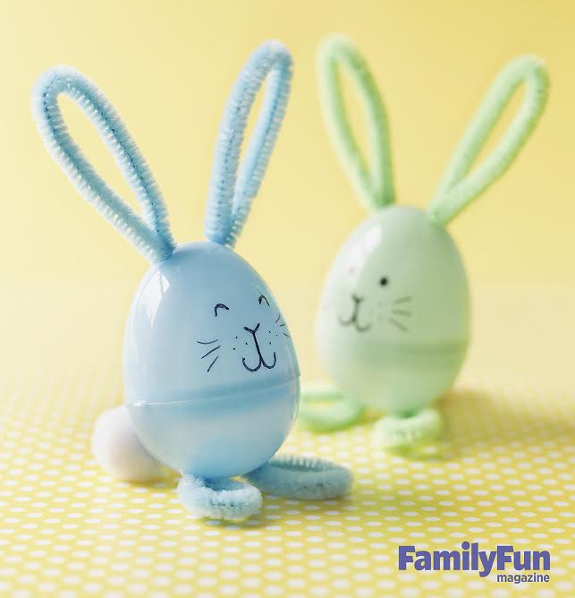 "Make Your Own ""All Ears"" Easter Craft"