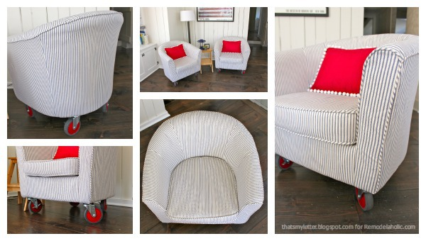 Good Tub Chair Collage