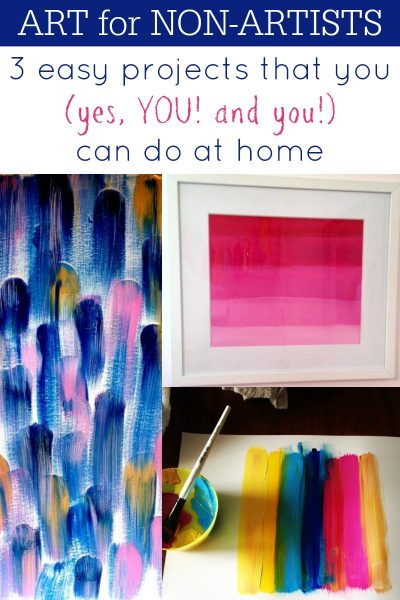 3 easy diy art projects that you can do at home