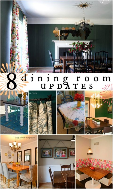 8 Dining Room Updates