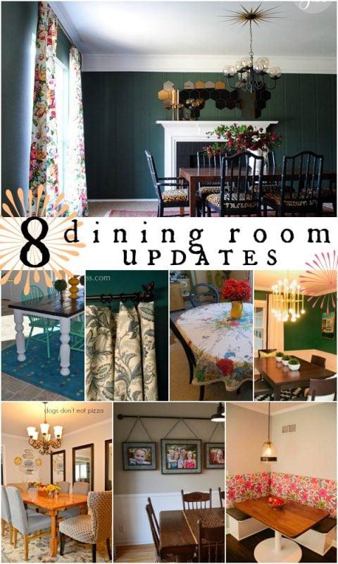 8 Dining Room Updates