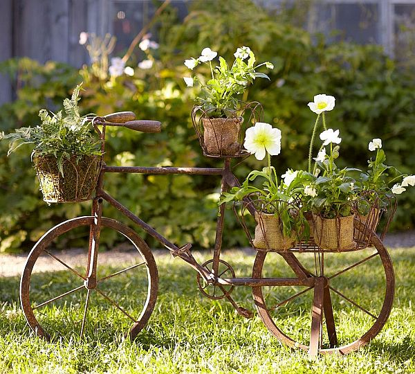 Bicycle-Planter