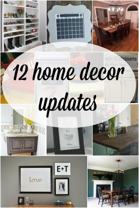 Home Decor Updates