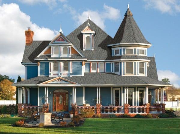 Sienna Harbor Mist House Phot