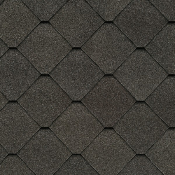 Sienna Heirloom Brown shingle swatc