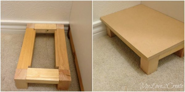 base for shoe tower in master closet, My Love 2 Create on Remodelaholic
