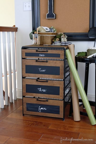 Get Your Wrapping Under Wraps: 24 Clever Gift Wrap Organization Ideas