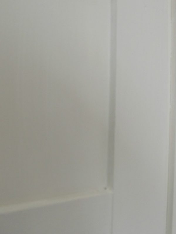 how to update flat closet doors to paneled french doors 4, Wife in Progress on Remodelaholic