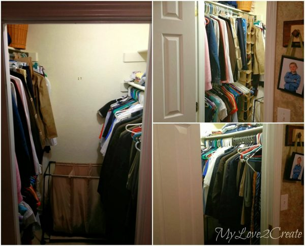 master closet before, My Love 2 Create on Remodelaholic