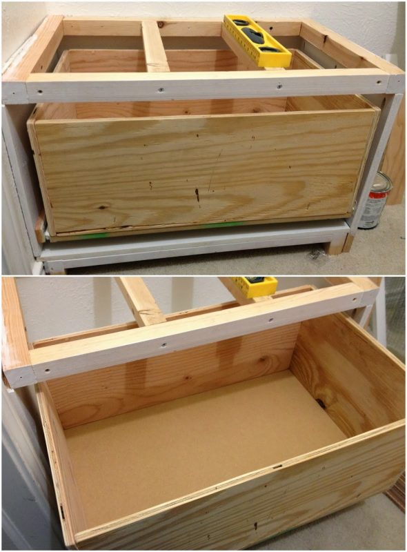 master closet bench drawer, My Love 2 Create on Remodelaholic