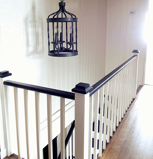 Repainted Staircase Makeover, Chapter37 On Remodelaholic