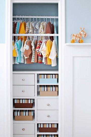 7 Steps to an Organized Nursery