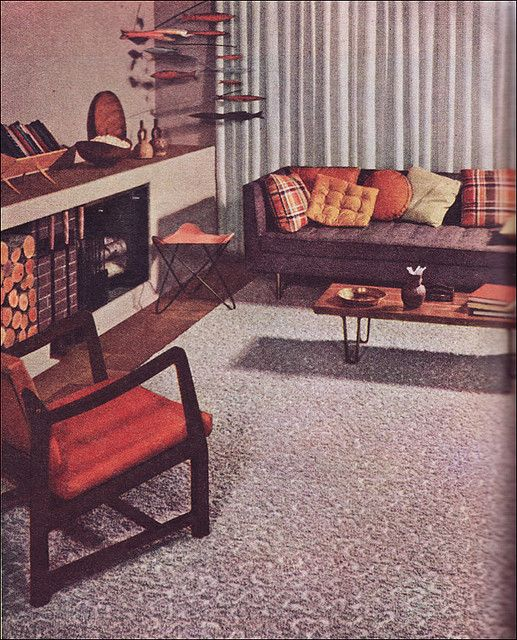 Midcentury Living Room: Making Mid-Century Modern