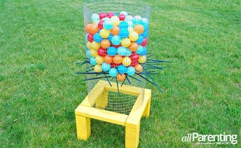 Remodelaholic 25 diy backyard games Homemade games for adults