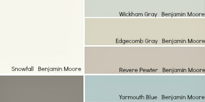 Remodelaholic | Tips and Tricks for Choosing Bathroom Paint Colors