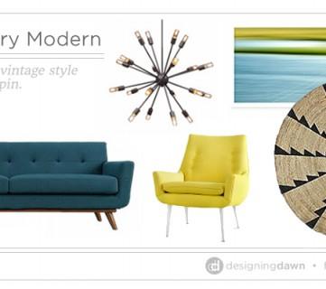 Making Mid-Century Modern