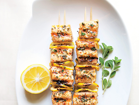 11 Fast and Fun Summer Kebabs