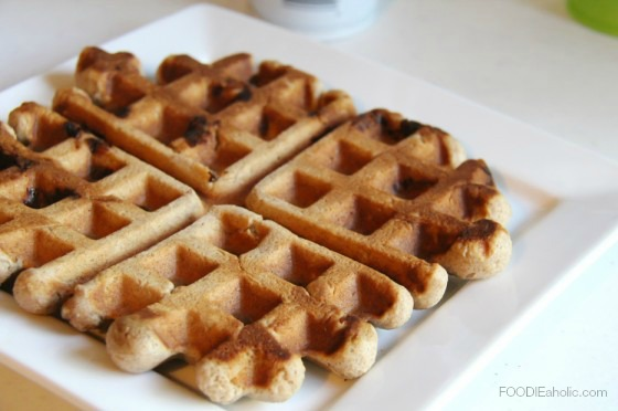Delicious and Easy Belgian Waffle Recipe