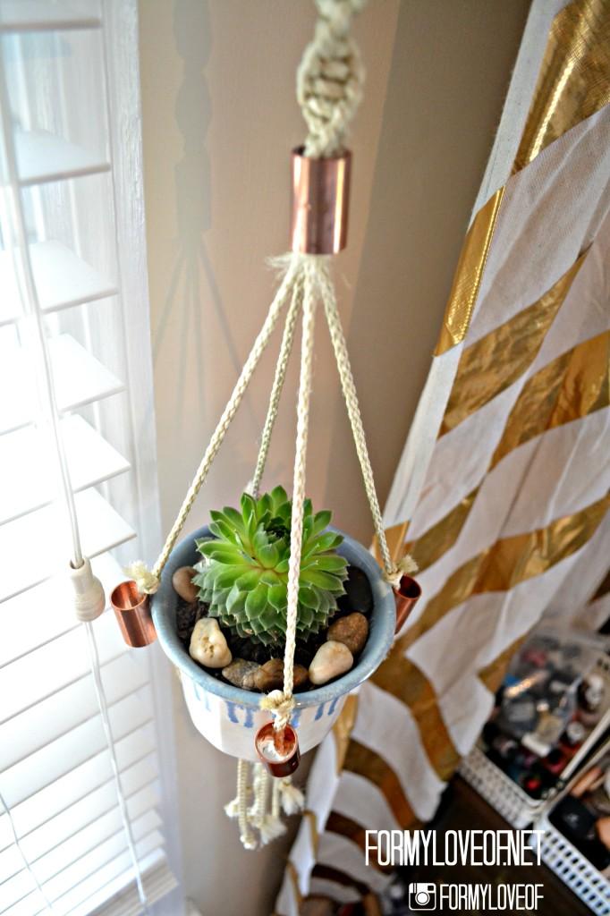 Youtube Hanging Flower Baskets : Remodelaholic diy planter tutorials