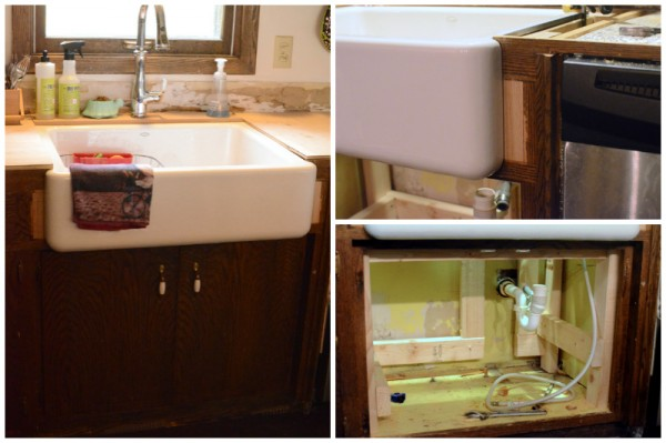 new kitchen sink, Ramblings from the Burbs on Remodelaholic