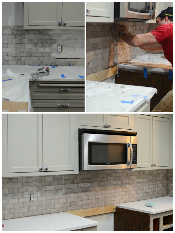 remodeled kitchen with quartz countertops, Ramblings from the Burbs on Remodelaholic