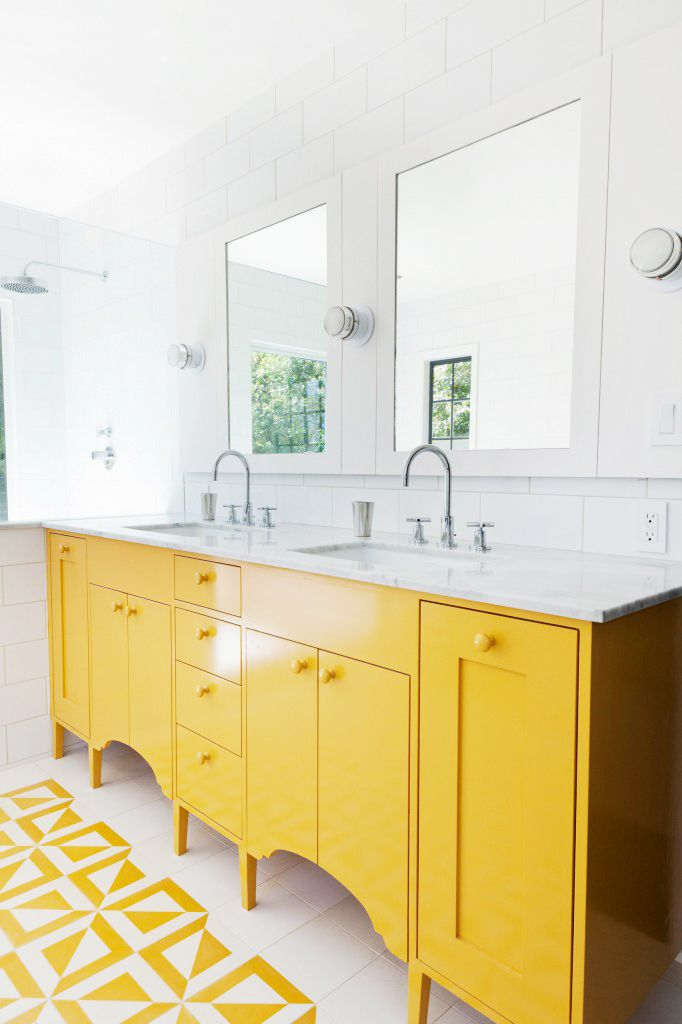 Remodelaholic Best Colors For Your Home Yellow