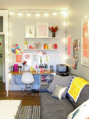 dorm room decorating tips