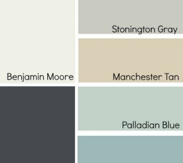 Most Popular and Best Selling Paint Colors