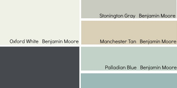 Popular Blue Paint Colors remodelaholic | most popular and best selling paint colors