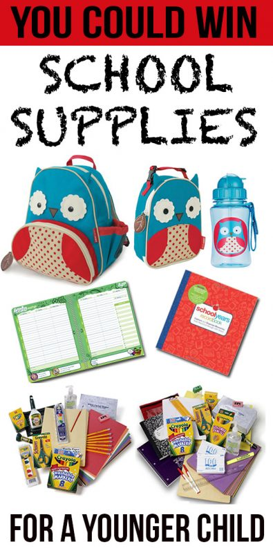 Back to School Giveaway! Come enter to win $500 in prizes!!