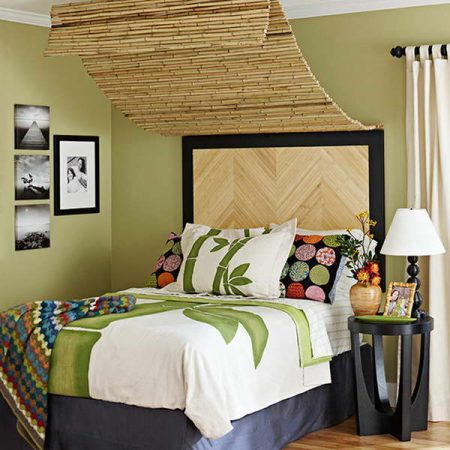 Remodelaholic Beautiful Bed Canopies You Can DIY - Diy bed canopies