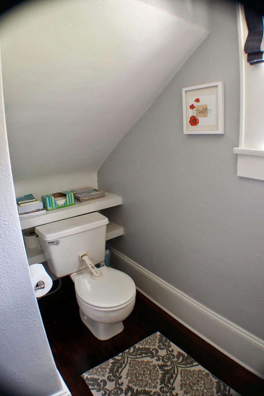 Complete Bathroom Remodel remodelaholic | complete bathroom remodel with marble subway tile