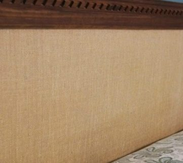 2-Hour Easy Headboard, No Tools Required