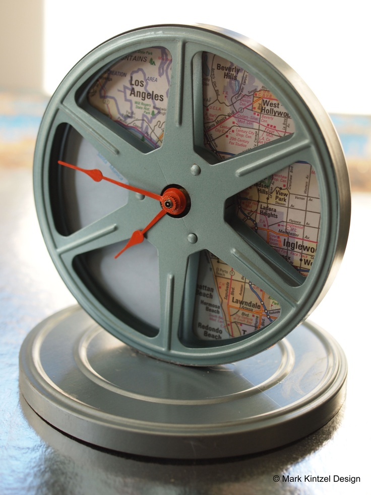 25 Cool Gel Nails Design Ideas: 25 Cool DIY Clocks