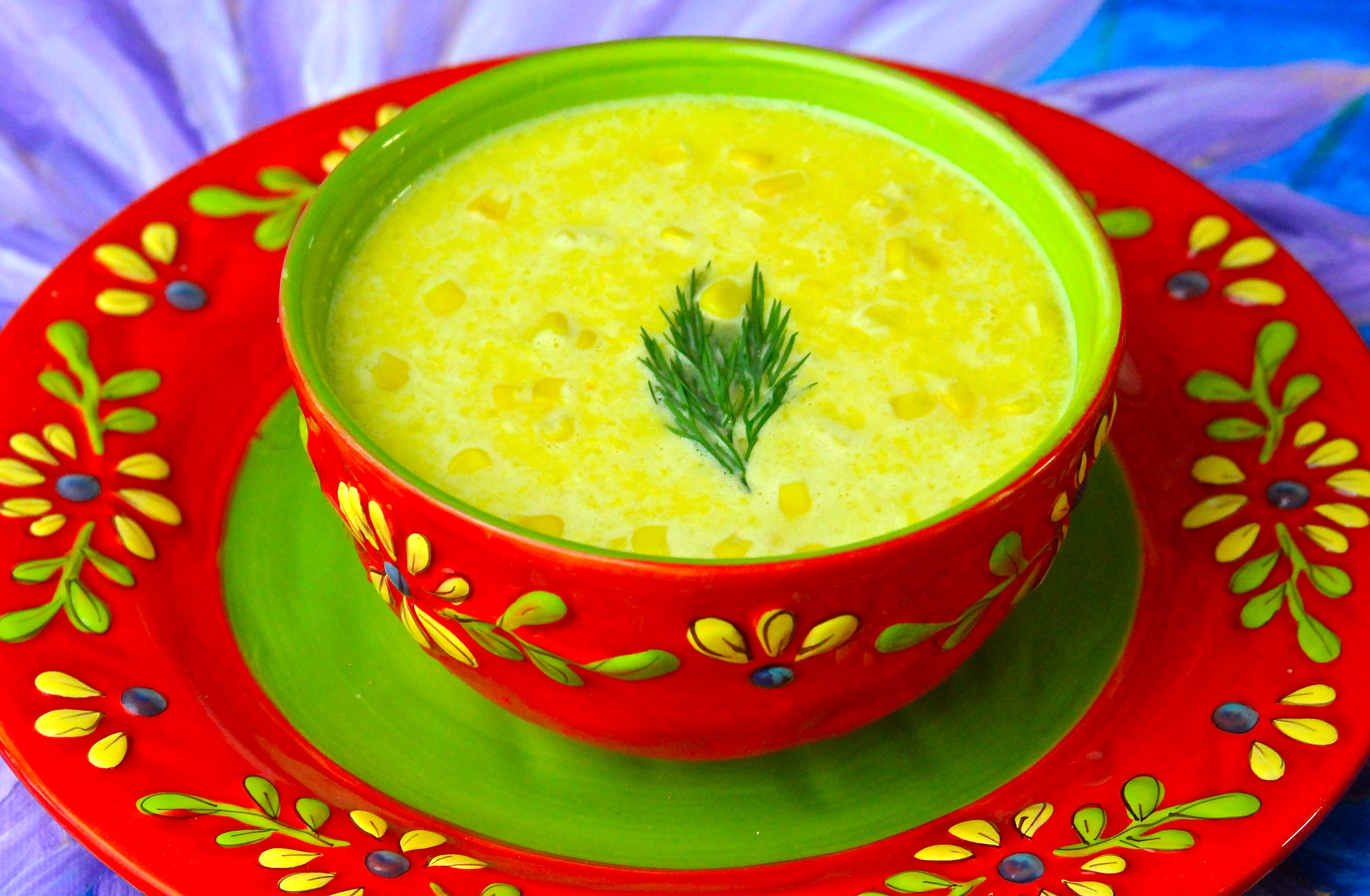 Creamy Corn Soup
