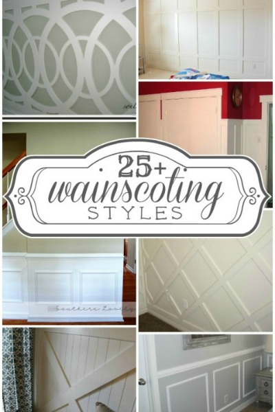 guide to wainscoting