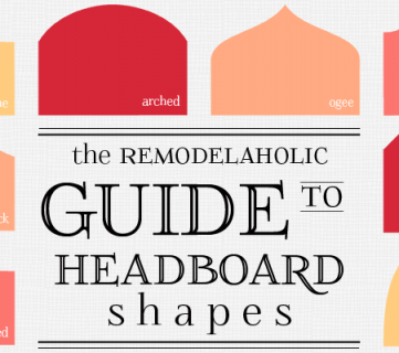 The Ultimate Guide to Headboard Shapes