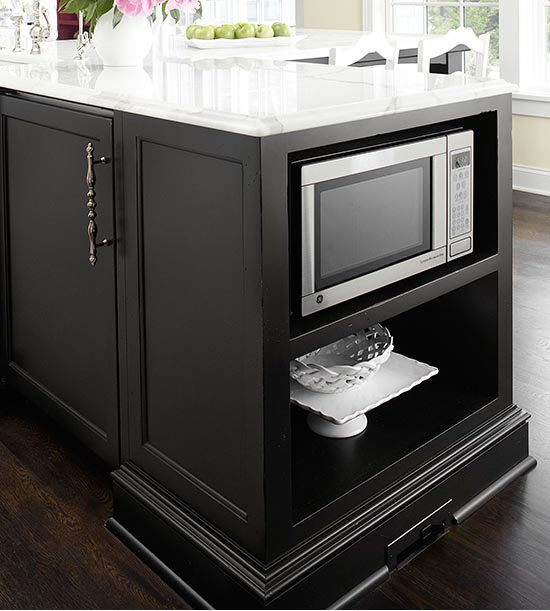Kitchen Appliance Cabinet: Popular Kitchen Layouts And How To Use Them