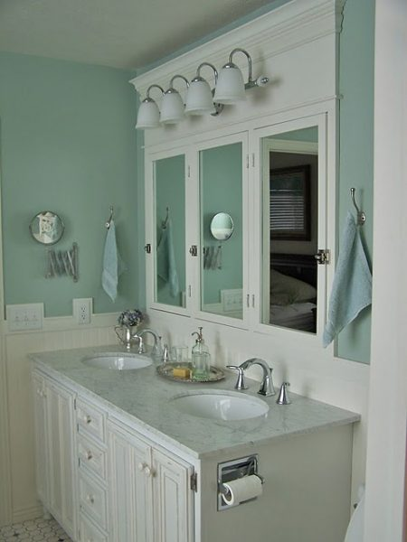 Superb  master bathroom remodel with marble