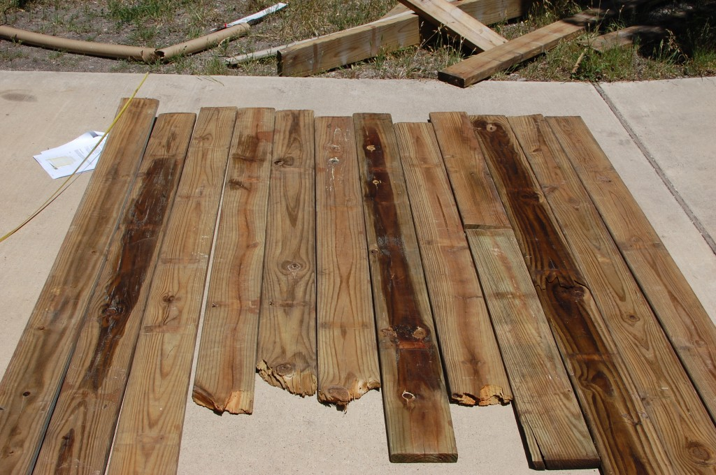 rustic wood headboard from fence post the accent piece on