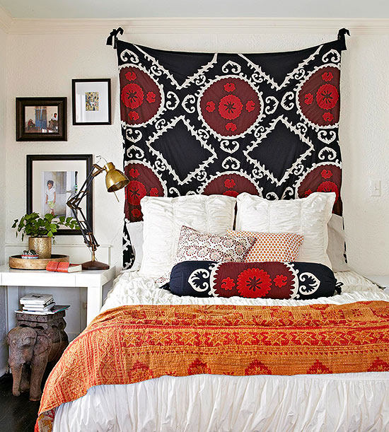 25 No-Headboard Design Ideas