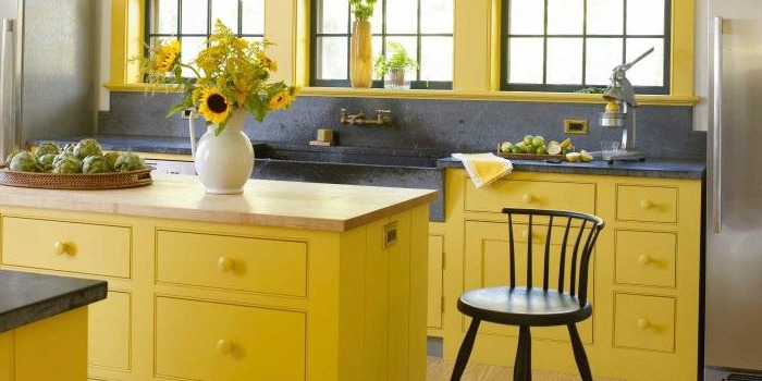 Pinterest Home Decor 2014: Best Colors For Your Home: Yellow