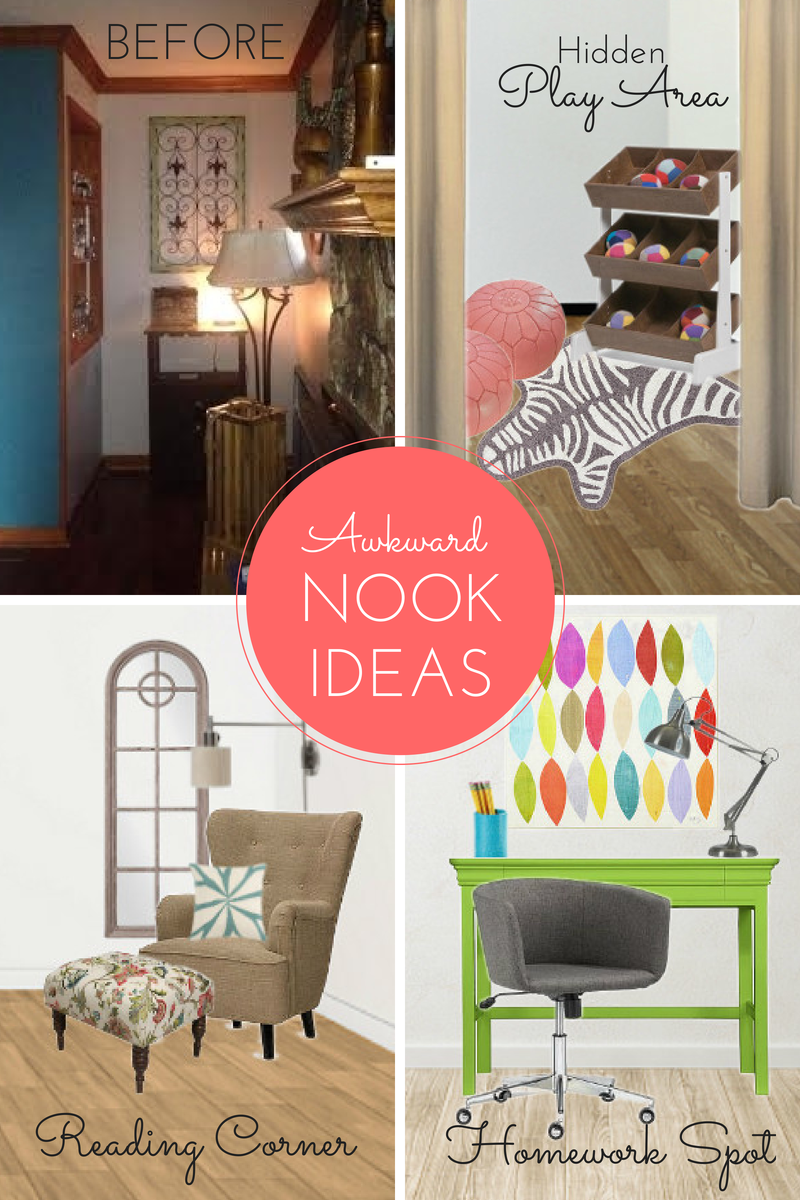 3 Ways To Make The Most Of An Awkward Nook