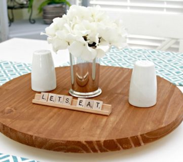 Make Your Own Lazy Susan