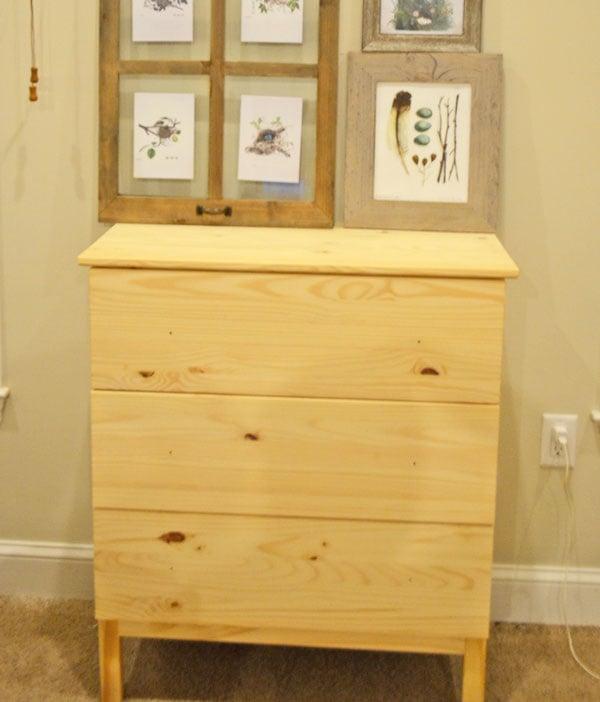 tarva dresser ikea. Ikea Tarva Dresser To Pottery Barn Apothecary Cabinet Hack
