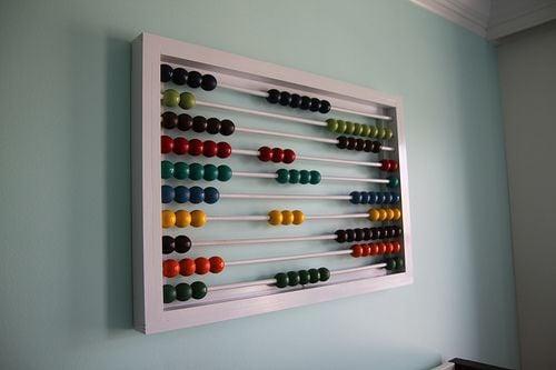 diy abacus