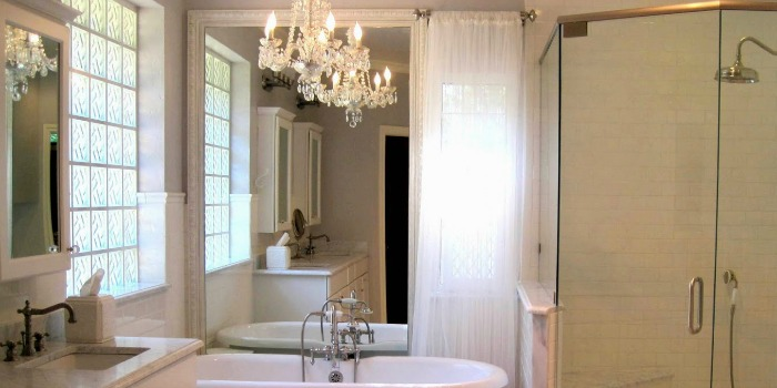 How to Remove (and Reuse) a Large Builder Grade Mirror