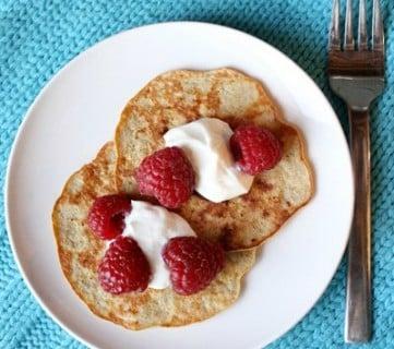 Easy and Healthy Banana Crepes